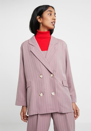 THE AISLING - Blazer - dusty pink