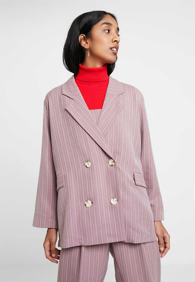 Native Youth - THE AISLING - Blazer - dusty pink