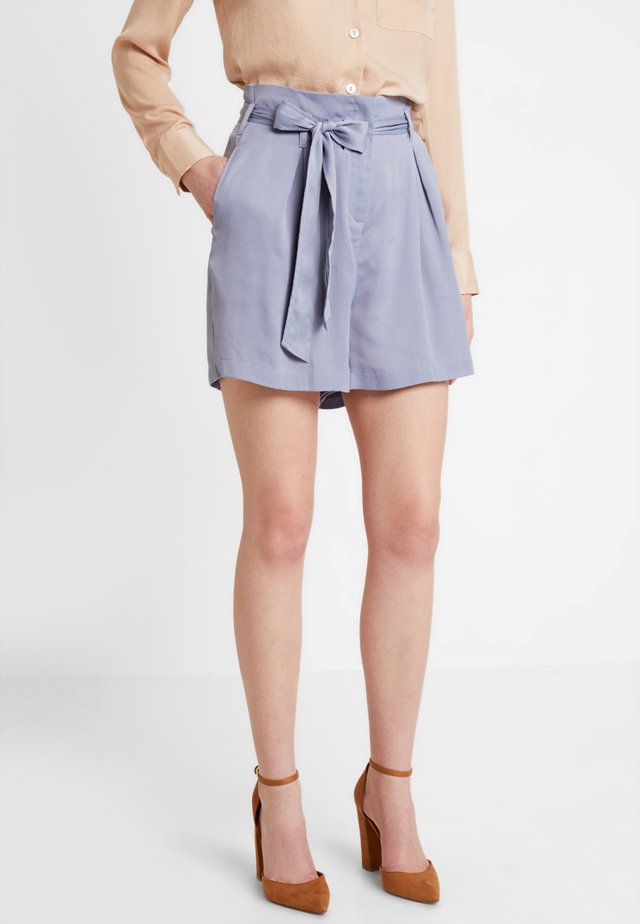 FRIDA - A-line skirt - blue