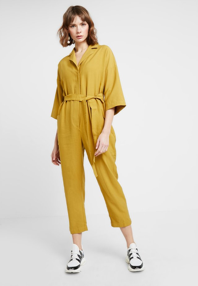 THE ROSIE - Overall / Jumpsuit - mustard