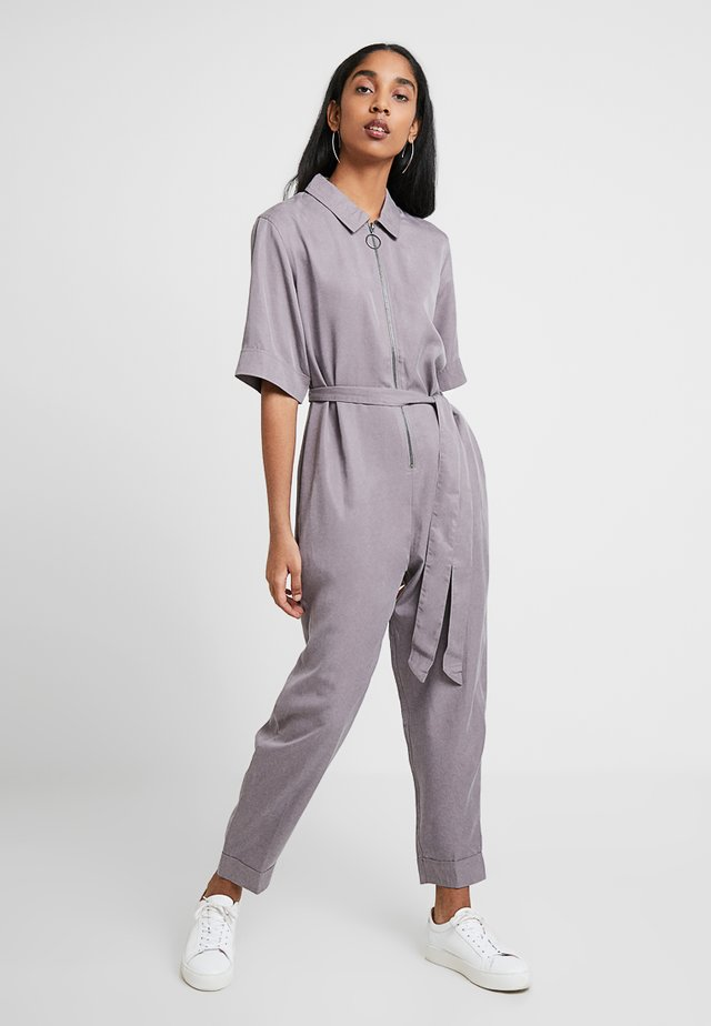 THE MAE - Overall / Jumpsuit - grey