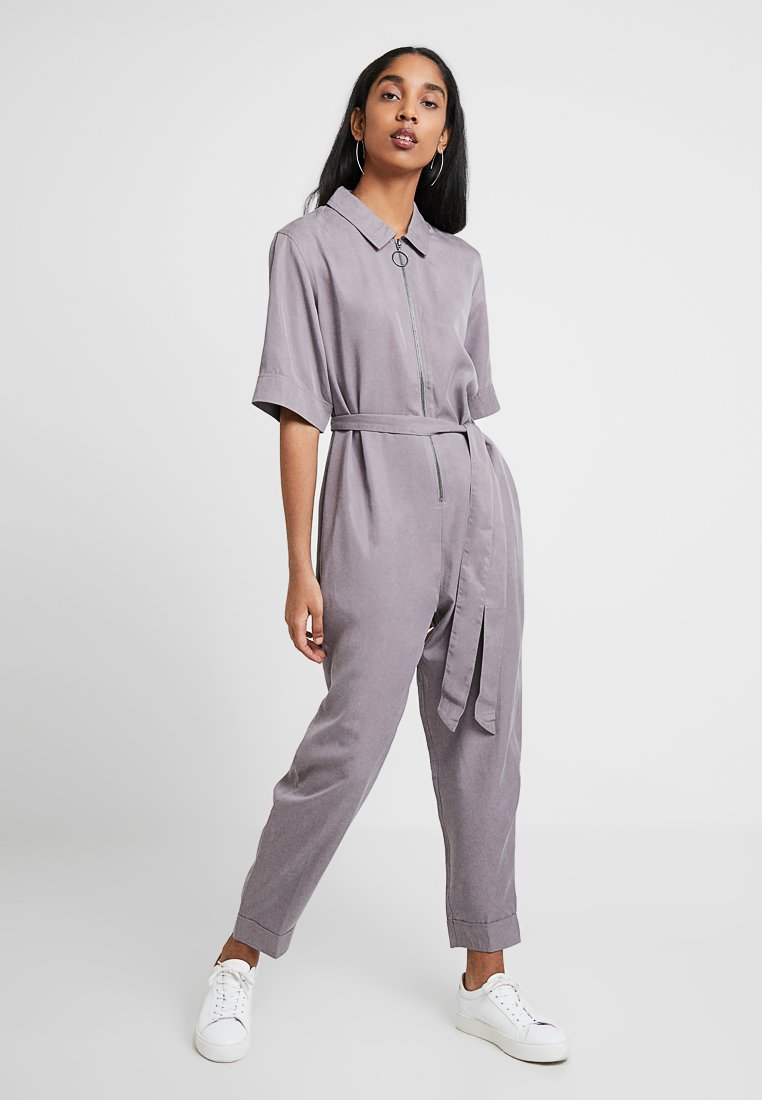 Native Youth - THE MAE - Jumpsuit - grey