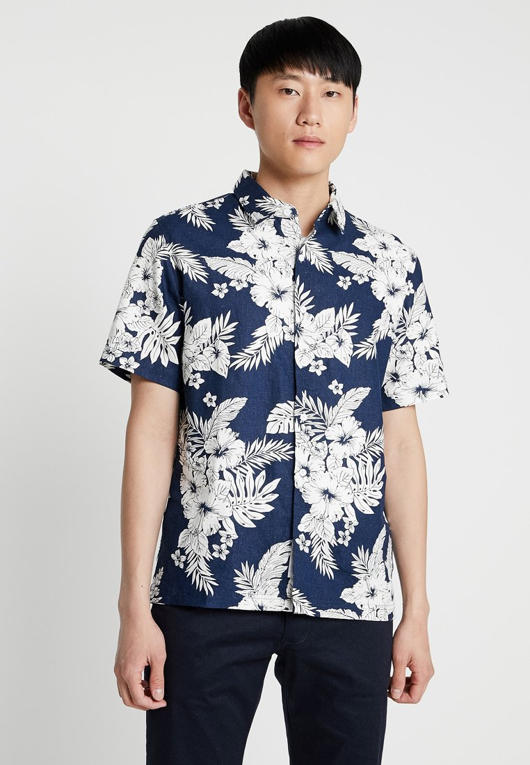 Native Youth - STEEN  - Shirt - navy