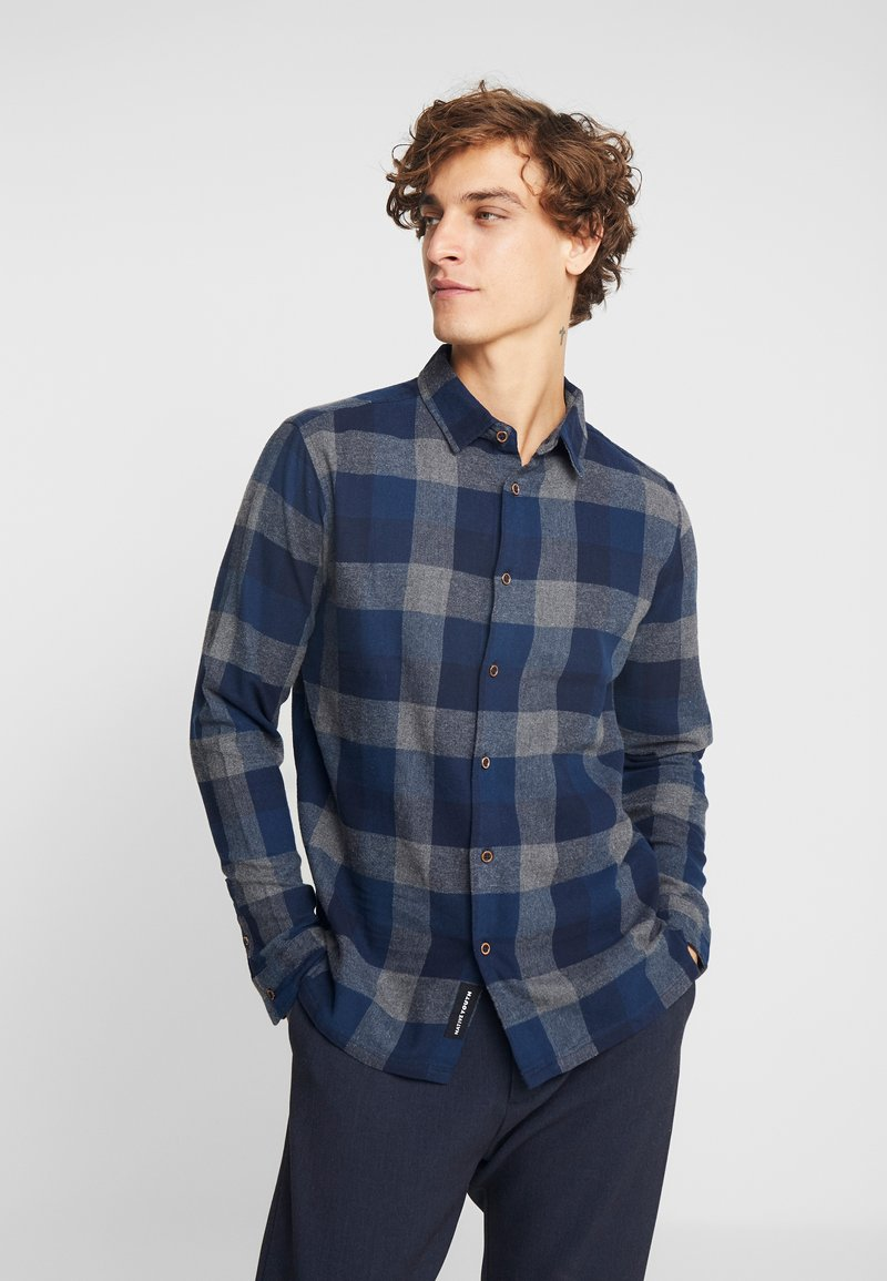 Native Youth - CLYDE SHIRT - Chemise - blue