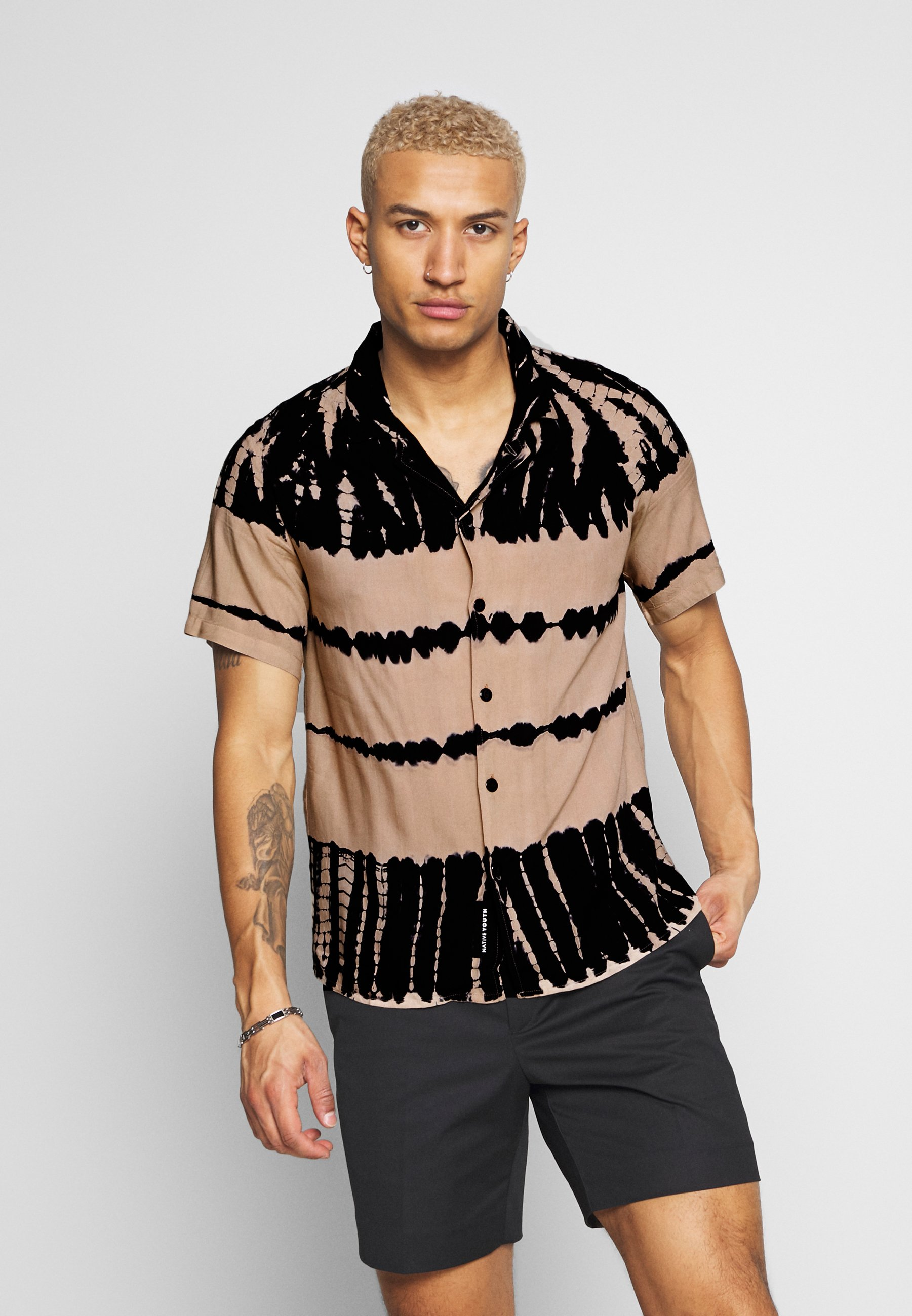 Native Youth NAVARRO SHIRT - Koszula - pink