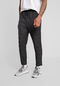 Native Youth - UMBRA TROUSER - Pantalon classique - grey - 0