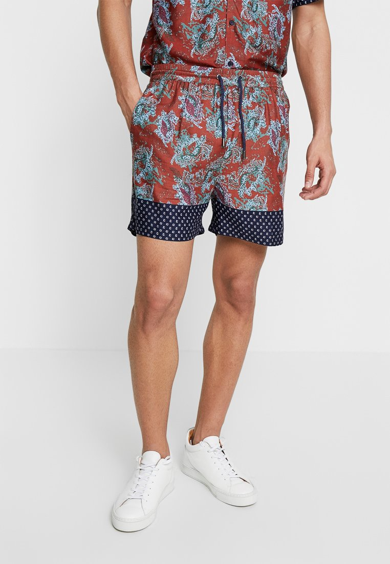 Native Youth - WRIGHT - Shorts - orange