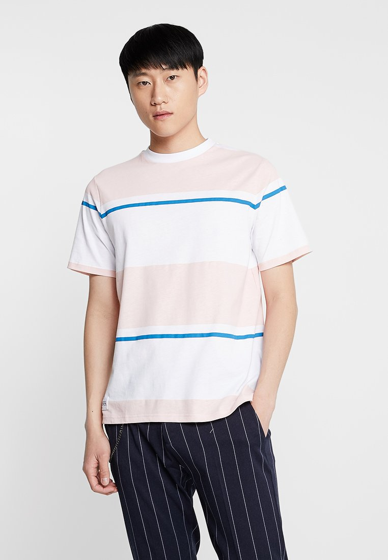 Native Youth - AGNELLI - Print T-shirt - pink