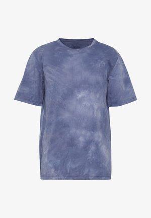 MORENO - Print T-shirt - navy