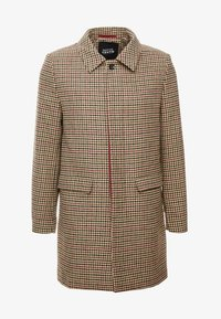 Native Youth - BASINGSTOKE OVERCOAT - Krátký kabát - brown - 5