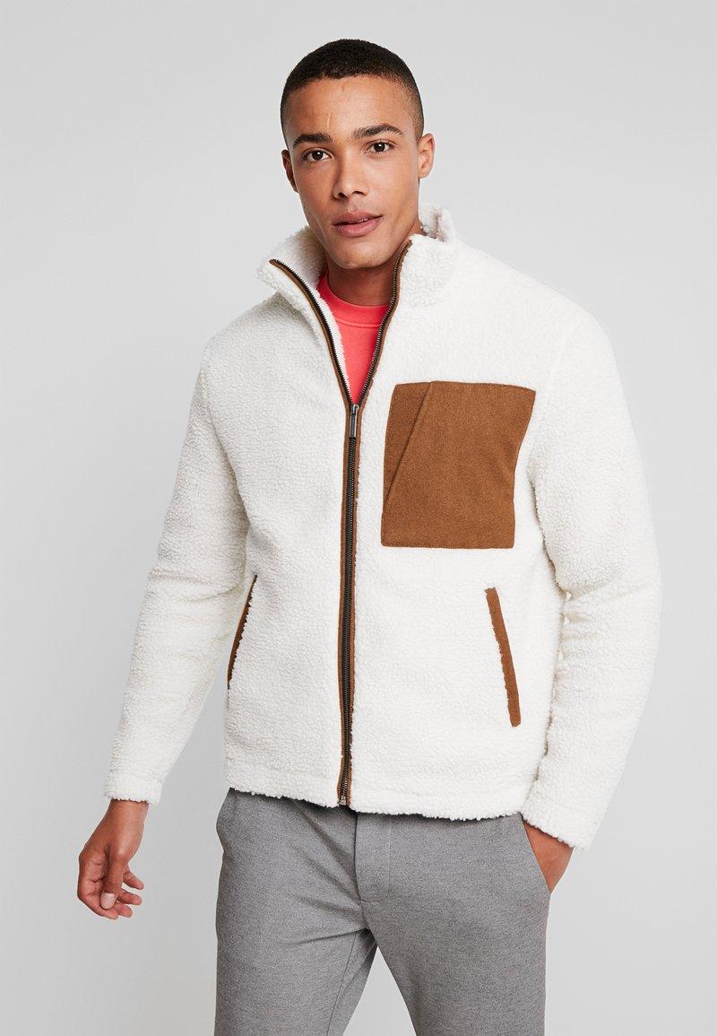 Native Youth - CHEVIOT JACKET - Summer jacket - white