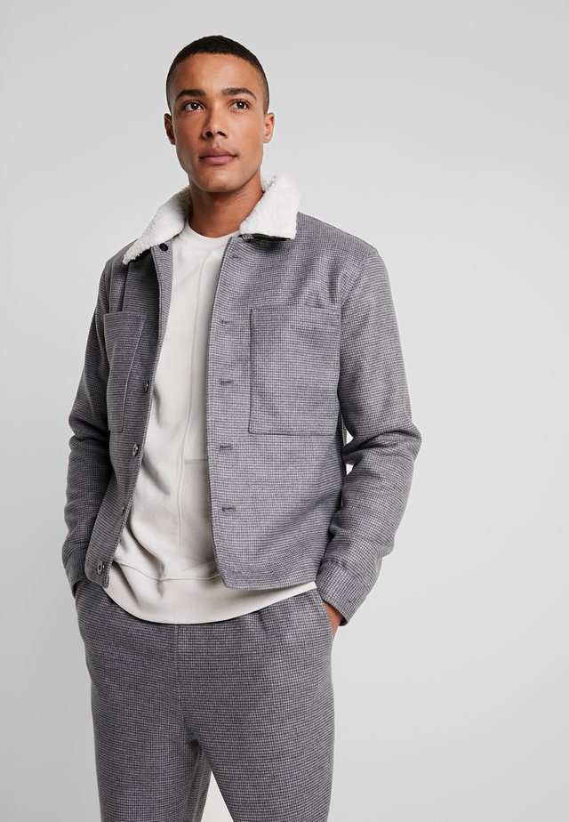 STRATUS JACKET - Winter jacket - grey