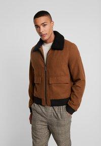 Native Youth - ELLIS JACKET - Winter jacket - brown - 3