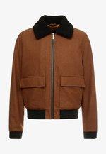 ELLIS JACKET - Winter jacket - brown