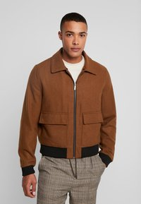 Native Youth - ELLIS JACKET - Winter jacket - brown - 0