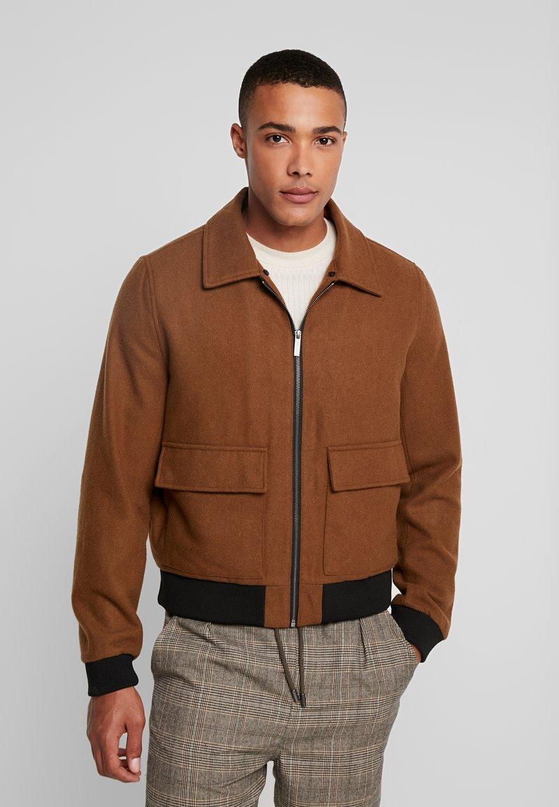 Native Youth - ELLIS JACKET - Winter jacket - brown