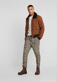 Native Youth - ELLIS JACKET - Winter jacket - brown - 1