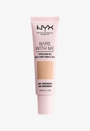 BARE WITH ME TINTED SKIN VEIL - Foundation - 3 natural soft beige