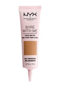 Nyx Professional Makeup - BARE WITH ME TINTED SKIN VEIL - Fond de teint - 6 golden camel - 1