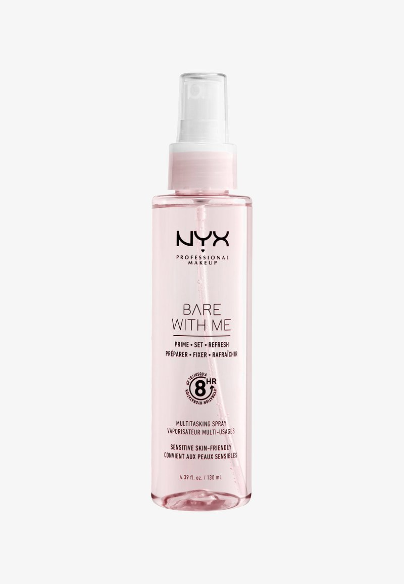 Nyx Professional Makeup - BARE WITH ME TINTED SKIN VEIL - Spray fixant & poudre - bare with me skin