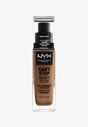CAN'T STOP WON'T STOP FOUNDATION - Foundation - 15.7 warm carmel