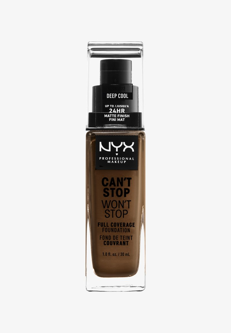 Nyx Professional Makeup - CAN'T STOP WON'T STOP FOUNDATION - Foundation - 22 deep cool