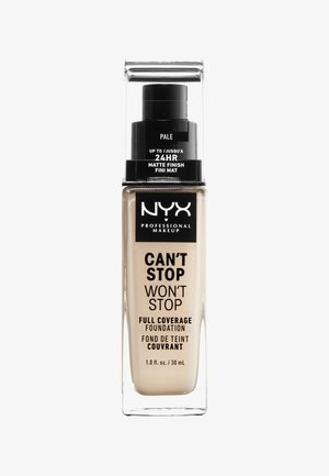 CAN'T STOP WON'T STOP FOUNDATION - Fond de teint - 1 pale