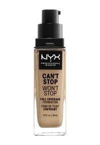 Nyx Professional Makeup - CAN'T STOP WON'T STOP FOUNDATION - Fond de teint - 11 beige - 1