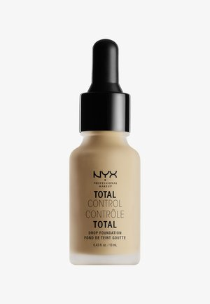 TOTAL CONTROL DROP FOUNDATION - Foundation - 10 buff