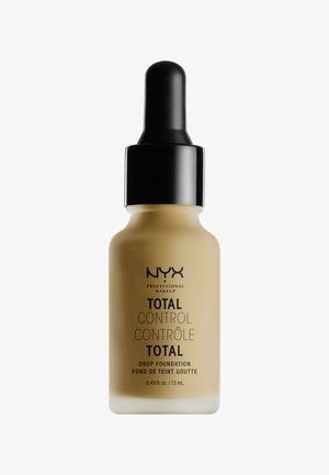 TOTAL CONTROL DROP FOUNDATION - Foundation - 15 caramel