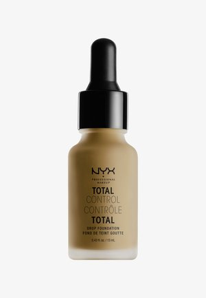 TOTAL CONTROL DROP FOUNDATION - Foundation - 17 cappucino