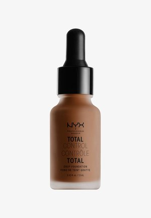 TOTAL CONTROL DROP FOUNDATION - Foundation - 21 cocoa
