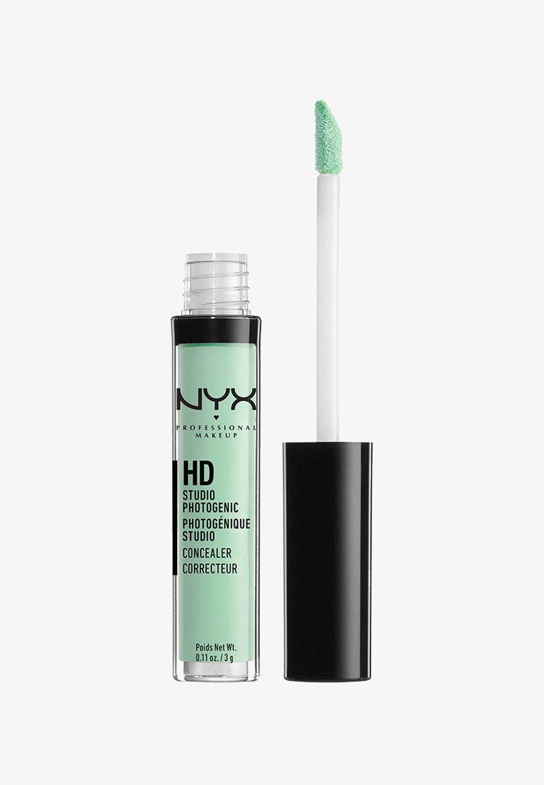 Nyx Professional Makeup - CONCEALER WAND - Correcteur - 12 green