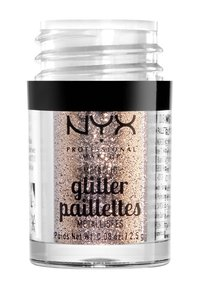 Nyx Professional Makeup - METALLIC GLITTER - Brokat - 4 goldstone - 1