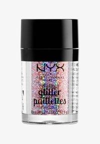 Nyx Professional Makeup - METALLIC GLITTER - Brokat - 3 beauty beam - 0