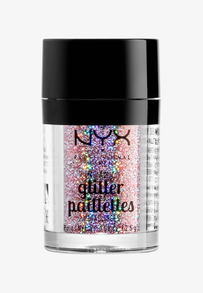 Nyx Professional Makeup - METALLIC GLITTER - Brokat - 3 beauty beam