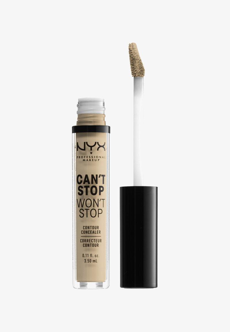 Nyx Professional Makeup - CSWS CONTOUR CONCEALER - Correcteur - 7 natural