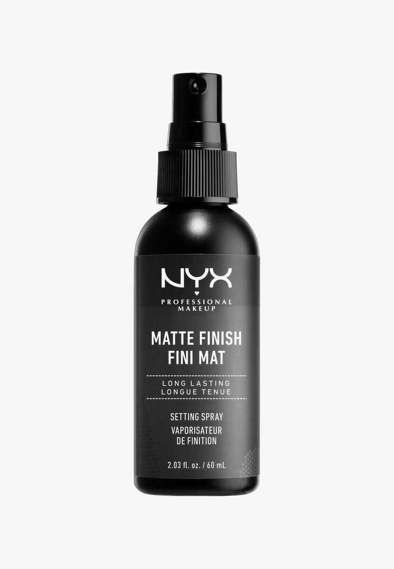 Nyx Professional Makeup - SETTING SPRAY - Fixierspray und Fixierpuder - 1 matte