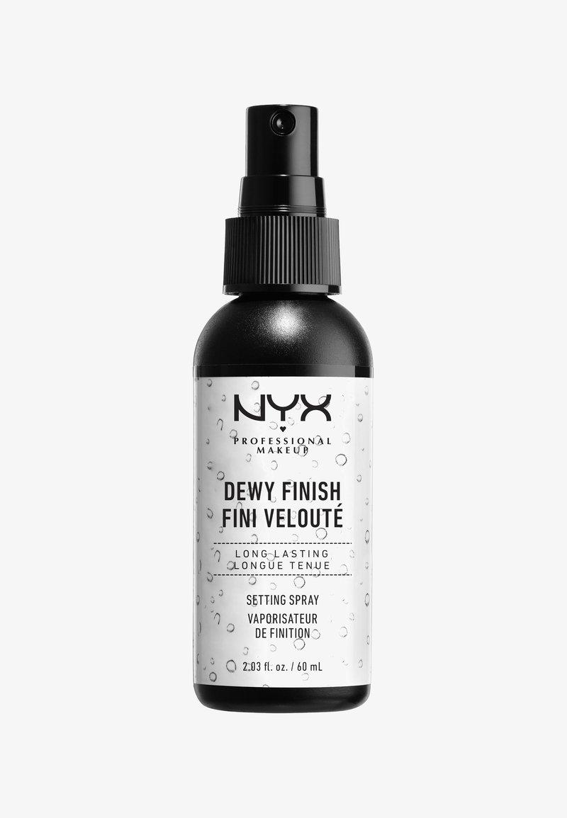 Nyx Professional Makeup - SETTING SPRAY - Fixierspray und Fixierpuder - 2 dewy