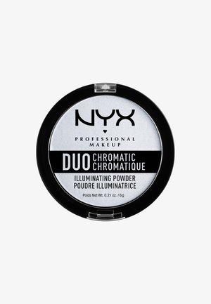 DUO CHROMATIC ILLUMINATING POWDER - Highlighter - 1 twilight tint