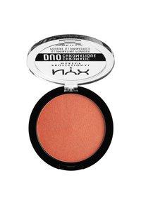 Nyx Professional Makeup - DUO CHROMATIC ILLUMINATING POWDER - Hightlighter - 5 synthetica - 1