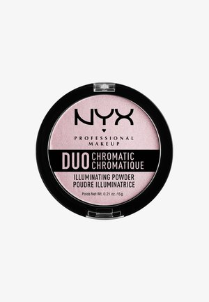 DUO CHROMATIC ILLUMINATING POWDER - Hightlighter - 2 lavender steel