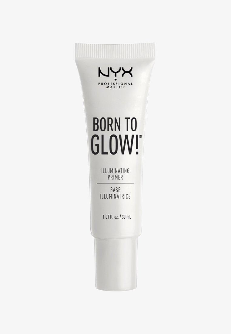 Nyx Professional Makeup - BORN TO GLOW ILLUMINATING PRIMER - Primer - -