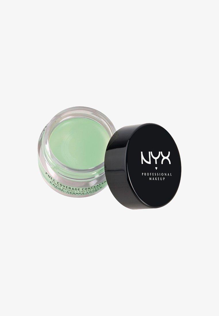 Nyx Professional Makeup - CONCEALER JAR - Concealer - 12 green