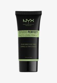 Nyx Professional Makeup - STUDIO PERFECT PRIMER - Primer - 2 green - 0