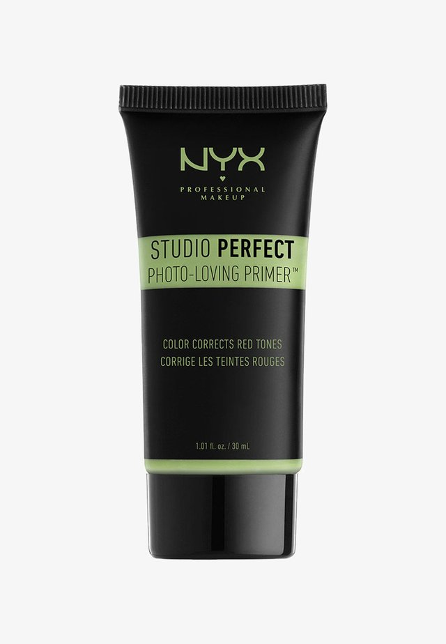 STUDIO PERFECT PRIMER - Baza - 2 green