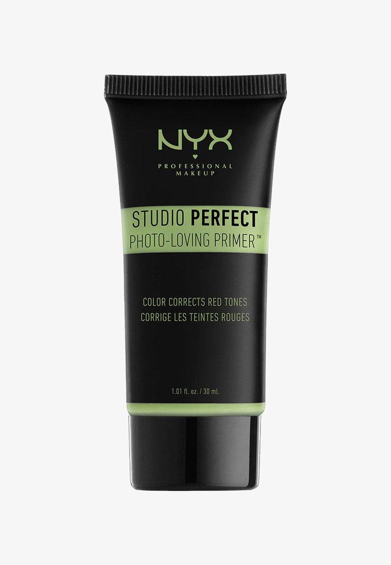 Nyx Professional Makeup - STUDIO PERFECT PRIMER - Primer - 2 green
