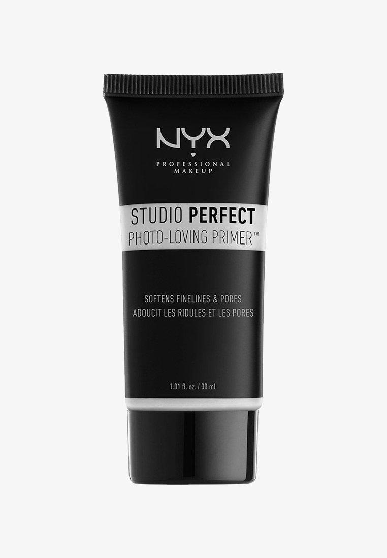 Nyx Professional Makeup - STUDIO PERFECT PRIMER - Primer - 1 clear