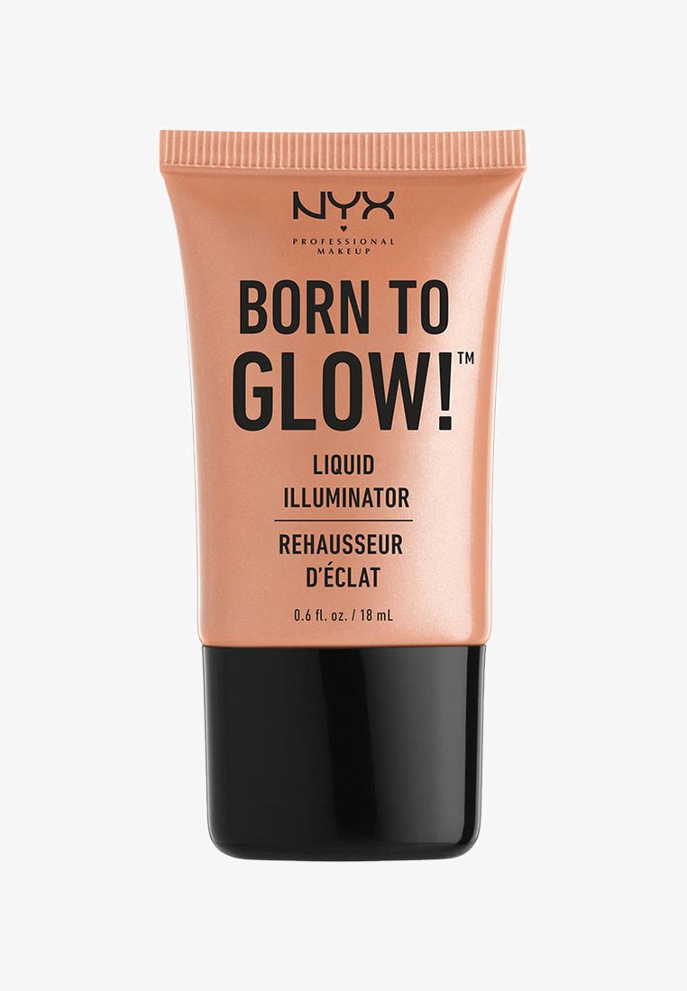 Nyx Professional Makeup - HIGHLIGHTER BORN TO GLOW LIQUID ILLUMINATOR - Highlighter - 2 gleam