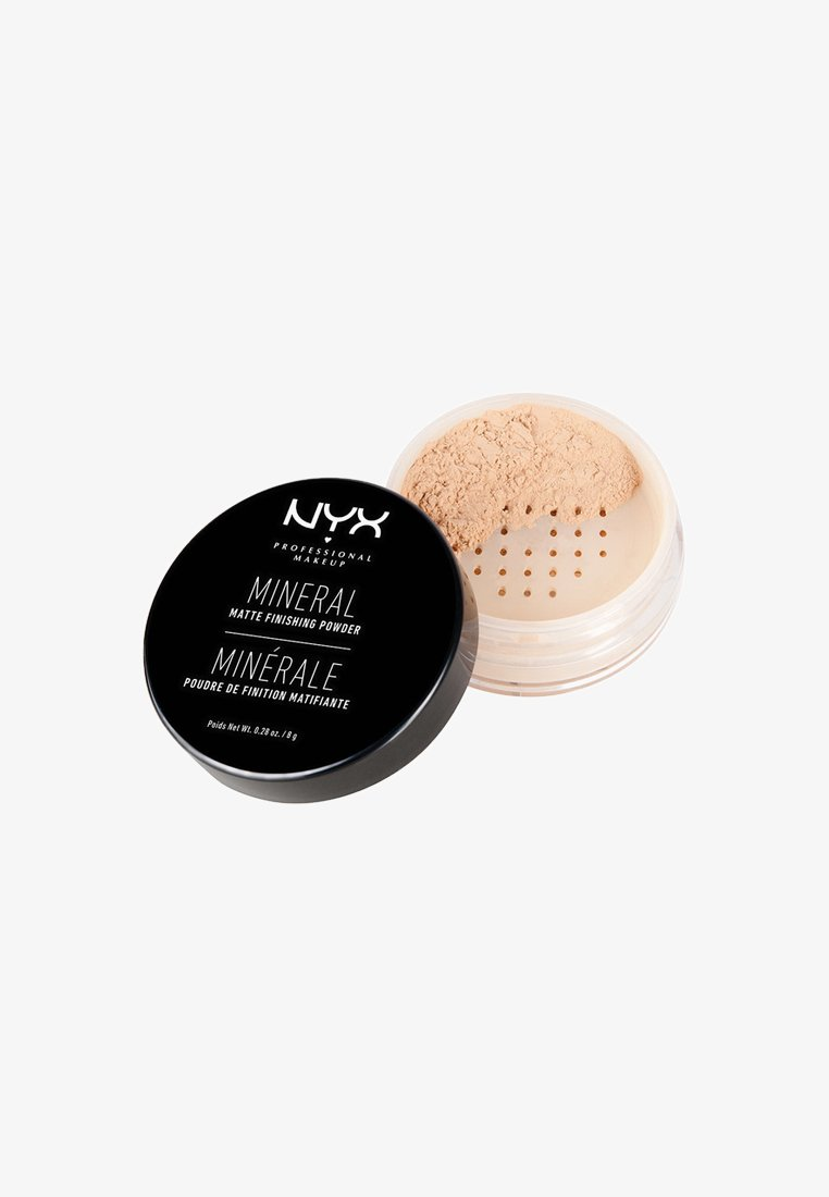 Nyx Professional Makeup - MINERAL FINISHING POWDER - Puder - 1 light-medium